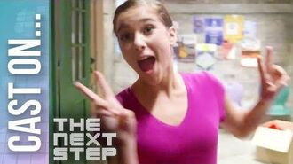 CAST ON Dylan Ratzlaff (Jacquie) - The Next Step Season 5