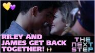 Riley and James Get Back Together – The Next Step