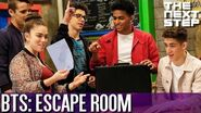 Behind the Scenes ESCAPE ROOM & IMPERSONATIONS - The Next Step 6
