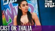 Who's the REAL Thalia?! - The Next Step 6 Cast On