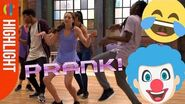 The Next Step Series 5 Episode 5 Dance Prank