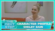 Character Profile Shelby Bain - The Next Step