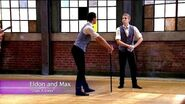 """The Next Step - Extended Dance- Eldon and Max """"Oops A Daisy"""""""