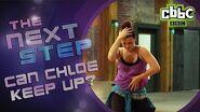 The Next Step Season 3 Episode 8 - Can Chloe keep up? - CBBC