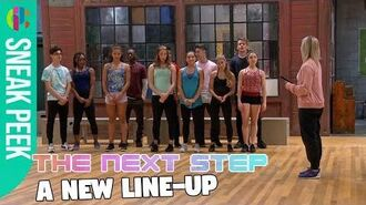 The Next Step Series 6 Episode 5 New Line-Up