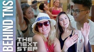 Behind the Scenes- Choreographing East vs West - The Next Step Season 5