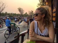 Bree in Vietnam