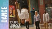 """The Next Step - Extended Dance Kingston """"Fist Pumps"""" Freestyle (Season 5)"""
