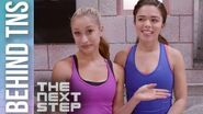 Behind the Scenes- Who Should Be Dance Captain? - The Next Step Season 5