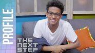 The Next Step Season 5 - Profile Noah Zulfikar (Kingston)