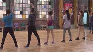 "Extended Dance TNS West ""Fist Pumps"" - The Next Step"