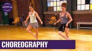 "The Next Step Season 2, ""Lifeline"" Choreography Universal Kids"