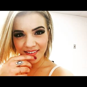 Brittany Raymonds Leaked Cell Phone Pictures
