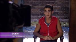 Daniel season 2 tumbling audition