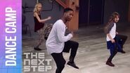 The Next Step - Dance Camp with Lamar Johnson (Part 3)