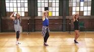 The Next Step - Dance Camp Second Count with Brittany