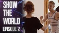 The Next Step Show the World - Isaac and Jacques (Episode 2)