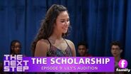 The Next Step The Scholarship – Episode 9 Lily's Audition