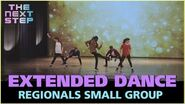 Extended Dance Regionals Small Group - The Next Step