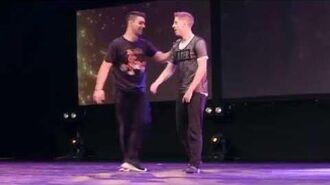 Trevor Tordjman & Isaac Lupien Duet - The Next Step Live