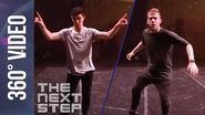 The Next Step Show the World - The Tap-Off (360° VR Video)