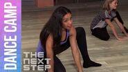 The Next Step - Dance Camp with Taveeta Szymanowicz (Part 4)