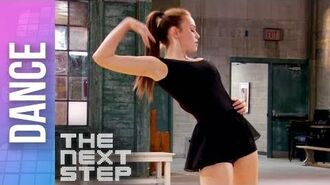"""Amanda & Riley """"When the War is Over"""" Solos - The Next Step Dances"""