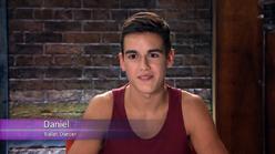 Daniel ballet dancer