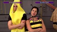 The Next Step - Dance Battlez Eldon vs. Michelle (Banana vs