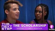The Next Step The Scholarship – Episode 11 Finn's Audition