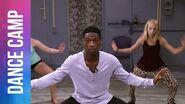 The Next Step - Dance Camp Lamar Johnson (Part 2)