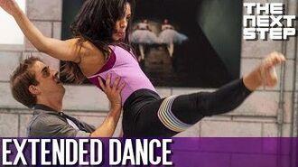 "Thalia & Eldon ""Broke Free"" Duet - The Next Step 6 Extended Dances"