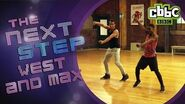 The Next Step Season 3 Episode 7 - West and Max's Dance