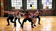 """The Next Step - Extended Dance- A-Troupe """"Watching the World"""" Small Group"""