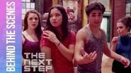 """The Next Step - Behind the Scenes """"Do What I Want"""" Dance (Season 4)"""