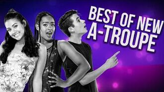 Top 12 New A-Trouper Moments - The Next Step 6