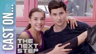 Cast On Dawson Handy (Josh) - The Next Step Season 5