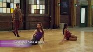 """The Next Step - Extended Dance- Giselle, Thalia & Max """"Tides"""" Trio"""