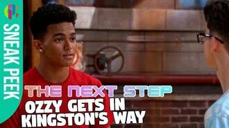 The Next Step Series 6 Episode 7 Ozzy gets in Kingston's Way