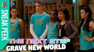 The Next Step Series 6 Episode 1 Grave New World