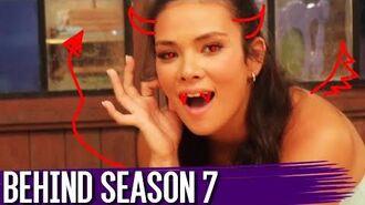 DEMONS IN STUDIO A - Season 7 Behind the Scenes