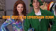 The Next Step - Battlez Disco Queen Giselle vs Leprechaun Eldon