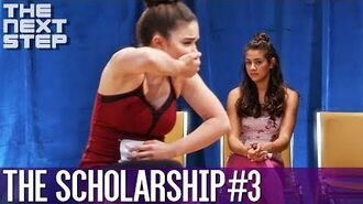 Piper's Audition - The Next Step The Scholarship 3