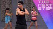 The Next Step - Dance Camp Trevor Tordjman (Part 2)