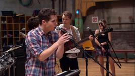 Eog john begins to sing