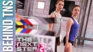 Behind the Scenes Piper vs Amy - The Next Step (Season 5 Episode 6)