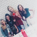 Briar, Alex, Allie and Shelby