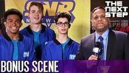 Finn's Interview Disaster - The Next Step 6 BONUS SCENE