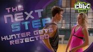 The Next Step Season 2 Episode 10 - Michelle rejects Hunter