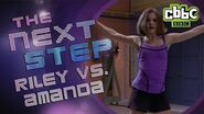The Next Step Season 2 Episode 17 - Riley vs